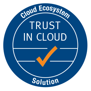 Trust in Cloud Zertifikat